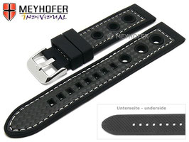 MEYHOFER Silikonband Racing 24 mm