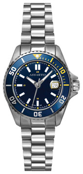 SEAPEARL SERIES ASD-9424W/B-BLU Taucheruhr Damen