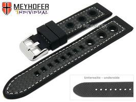 MEYHOFER Silikonband Racing 22 mm