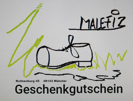Malefiz Gutschein für 200€