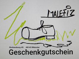 Malefiz Gutschein für 100€
