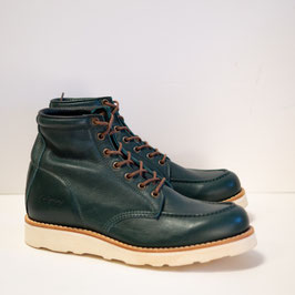 HOBO Moc boot rucola green