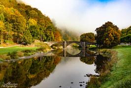 Brücke (Leinwand)