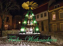 Weihnachtspostkarten Siebenlehn/Reinsberg