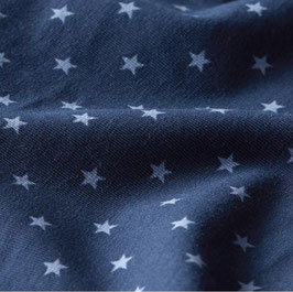 Sterne / marineblau