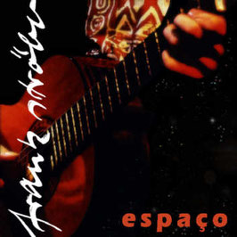 """""""espaco"""" - Instrumental-CD von Frank Ströber"""