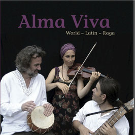 """Alma Viva""    World - Latin - Raga"