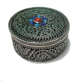 Boîte à bijoux Filigrane