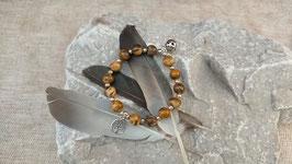 bracelet jaspe & arbre de vie