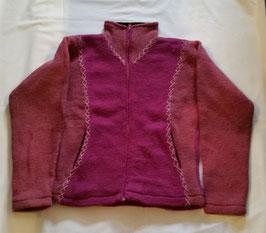 Veste laine doublée polaire