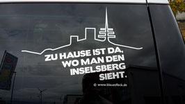 "AUTO-Plott ""Inselsberg"" silber"