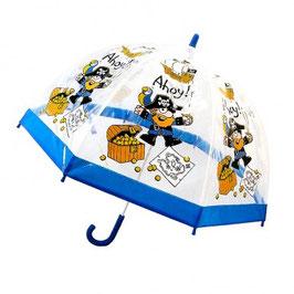 Bugzz Poncho Pirate & Regenschirm