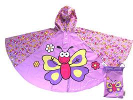 Bugzz Poncho Butterfly  & Regenschirm
