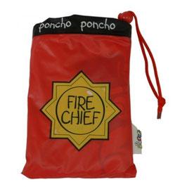 Bugzz Poncho Fireman