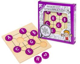 LETTERE CRIPTATE - SCRAMBLING LETTERS