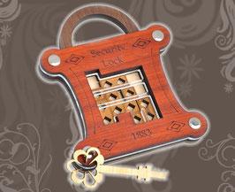 LUCCHETTO SICURO - SECURITY LOCK