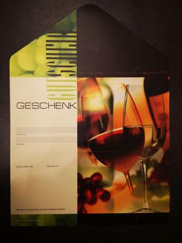 Gutschein - Weingeschenk 2