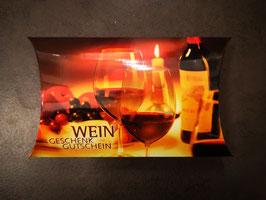 Gutschein - Rotweingeschenk