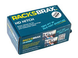 Racksbrax HD Hitch Standard