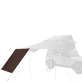 iKAMPER Windschutz zu Sonnensegel / Markise