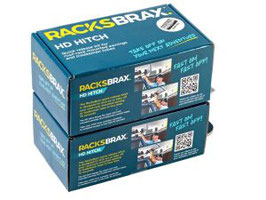 Racksbrax HD Hitch Tradesman III