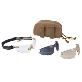 Bollé Combat kit bril platinum