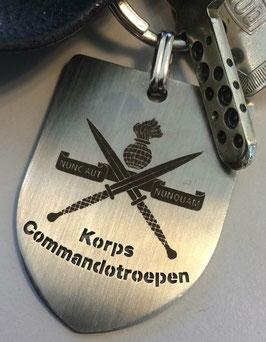 Korps Commandotroepen sleutelhanger