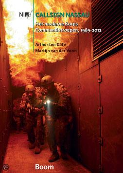 Callsign Nassau - Het Moderne Korps Commandotroepen 1989-2012