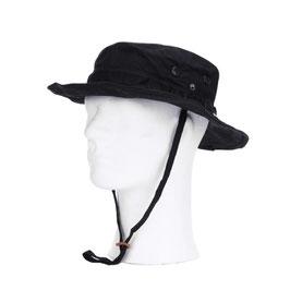 Bush hoed - zwart