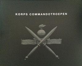 Korps Commandotroepen fotoboek - speciale uitgave van 2007