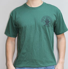 T-shirt bottle green Sons of Achnacarry
