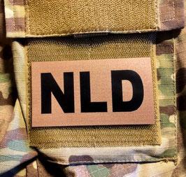 NLD IR patch NLD - Desert uitvoering