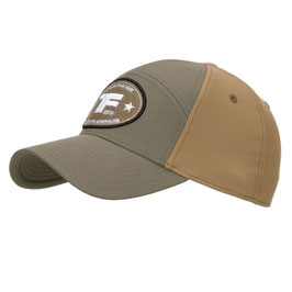 TF-2215 Baseball cap flex two-tone - kleur ranger groen met coyote