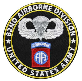Badge US Army 82nd Airborne Division