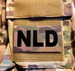 NLD IR patch NLD - Multicam uitvoering