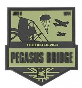 Embleem 3D PVC Pegasus Bridge