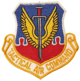 U.S. Tactical Air Command patch