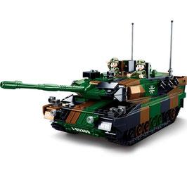 Sluban Leopard 2A gevechtstank M38-B0839