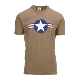 T-shirt US Air Force coyote