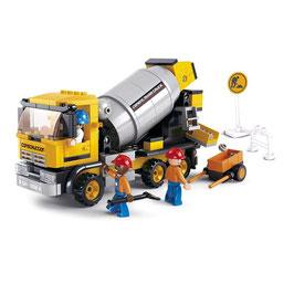 Sluban Cementwagen M38-B0550