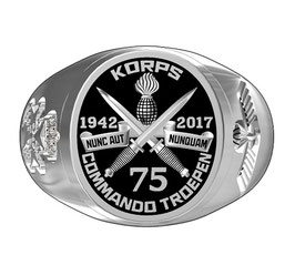 Korps Commandotroepen reünie ring 1942 - 2017