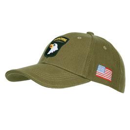 Cap 101st Airborne groen