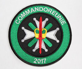 Korps Commandotroepen badge 2017 (reünie)