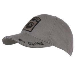 Cap 82nd Airborne grijs