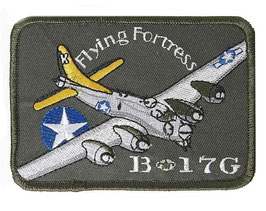 U.S. Flying Fortress patch