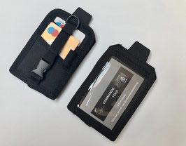 TF-2215 Business card houder - zwart