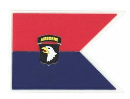 Embleem 3D PVC 101st Airborne patch