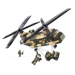 Sluban Chinook Helikopter M38-B0508