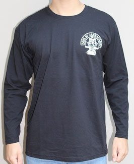 T-shirt black long sleeve Sons of Achnacarry