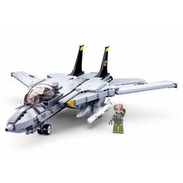 Sluban Modern jet fighter M38-B0755 - nieuw